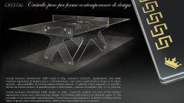 Crystal Tennis Table Ping Pong Meeting 2