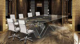 Crystal Tennis Table Ping Pong Meeting 6