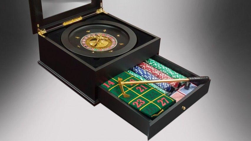 Box Roulette con tutti gli Accessori 2