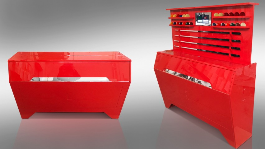 "MADIATECNO FURNITURE "" F1 SCUDERIA """