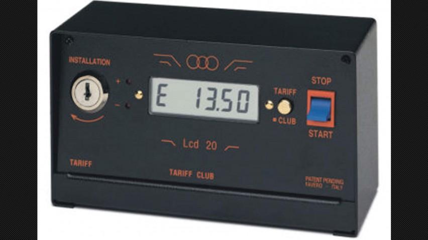 LCD20 Clock