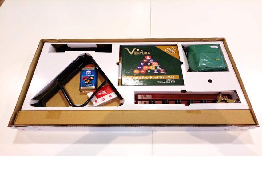 Ventura De Luxe Pool Kit набор аксессуаров для бильярда 2