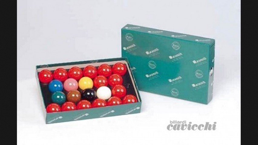 Snooker Ball Series Super Aramith