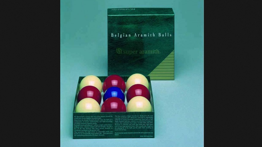 Boccette Balls Series mm 59